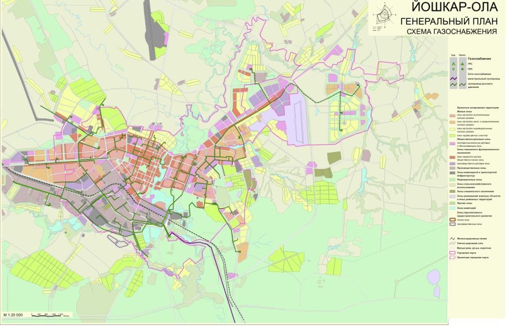 В карте «Схема
